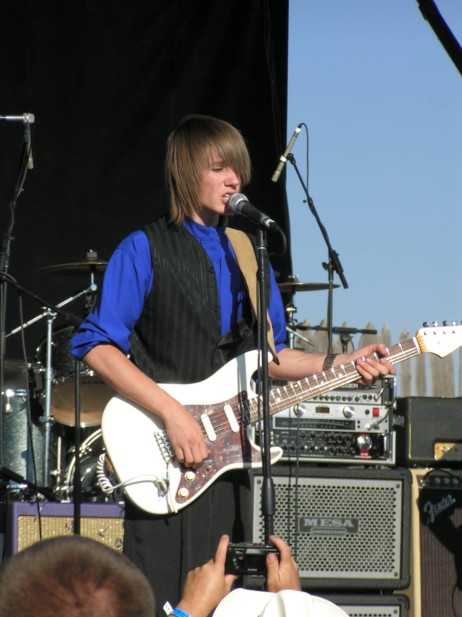Mammon Family Pinedale Blues Fest 06 20